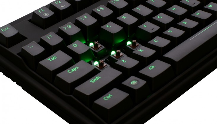Mechanical Keyboard Green MX